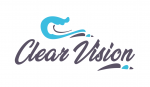 Clear Vision Window Cleaning Newquay Logo